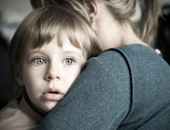 Как решить проблему детских страхов