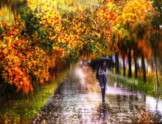 Что такое осень. Музыка и слова И.Алекперовой