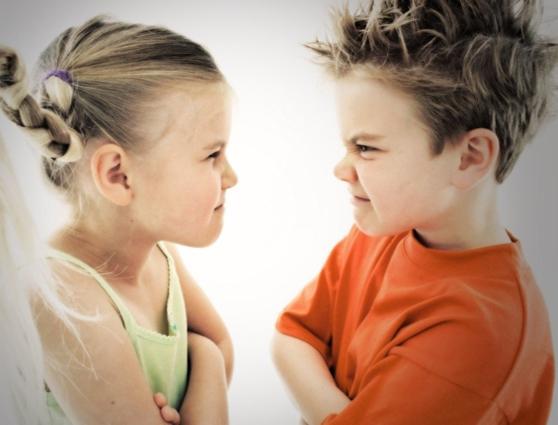 Агрессивные проявления детей и проблемы во взаимоотношениях со сверстниками