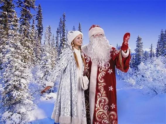 Волшебница Зима. Стихи для детей