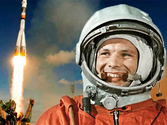 День Космонавтики. Стихи для детей