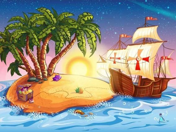 Игра-путешествие «Математические острова». Досуг по формированию элементарных математических представлений