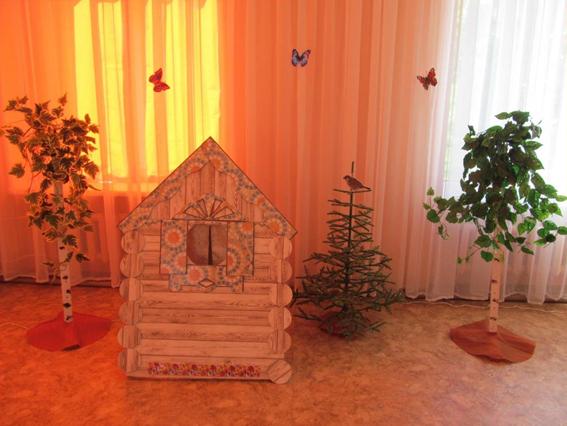 Музыкальная развивающая предметно-пространственная среда МБДОУ «Детский сад № 42 «Чайка» (г. Смоленск)