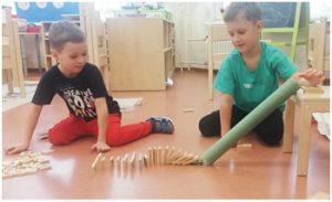 Анонс журнала «Ребёнок в детском саду»