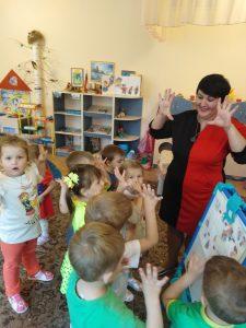 Стоп, короновирус! Досуг-квест для детей 4–5 лет