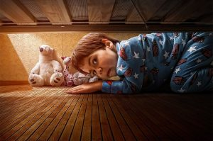 Сложные ситуации в вопросах и ответах. Детские страхи и фобии