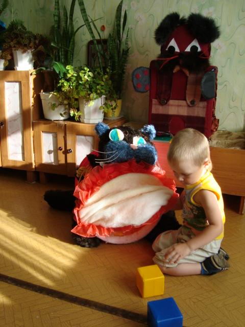 тренинг знакомства с детьми в
