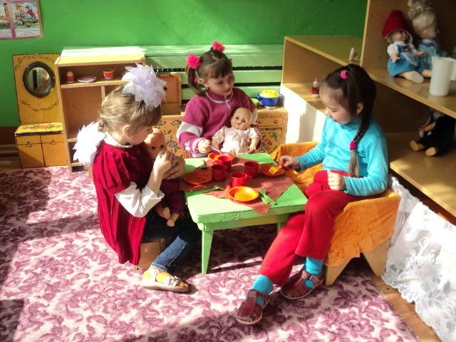 Сюжетно ролевая игра семья в детском саду ролевая лучшая flash игра