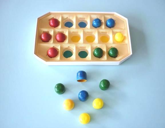 Игра подбери по цвету своими руками