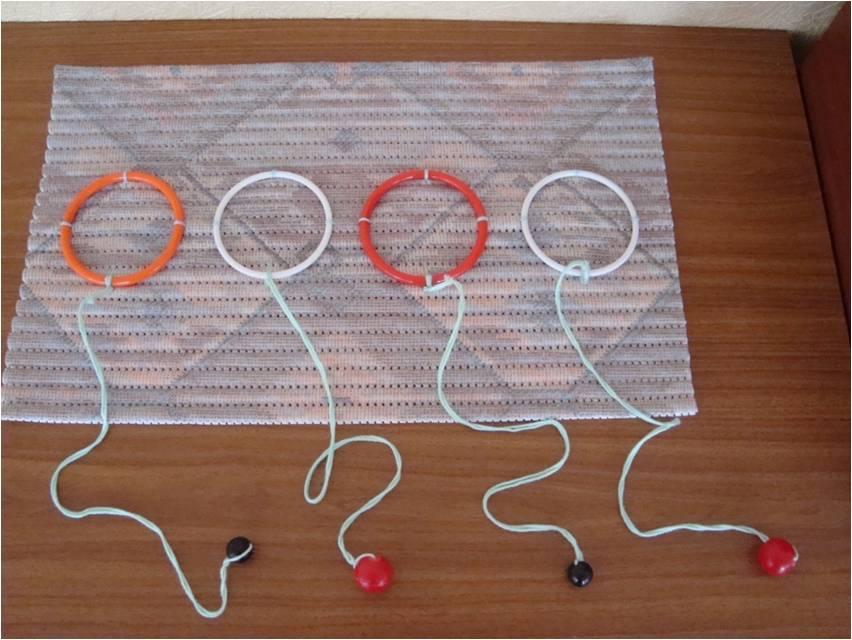 443Нестандартный спортивный инвентарь своими руками для детского сада