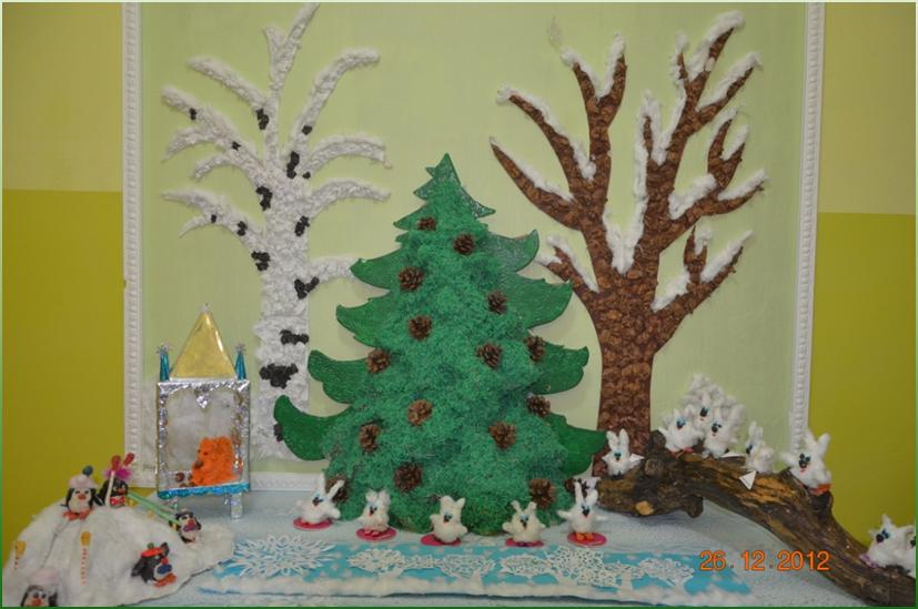 Итоги конкурса «Новогодняя сказка»