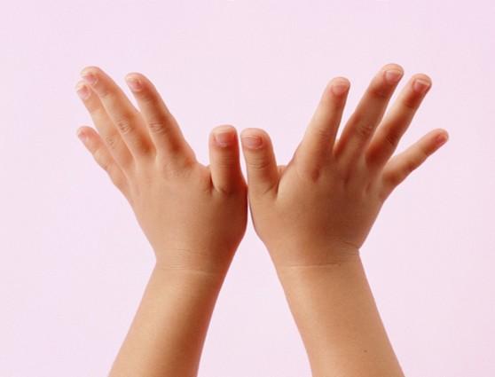 Чтоб красиво говорить - надо с пальцами дружить!