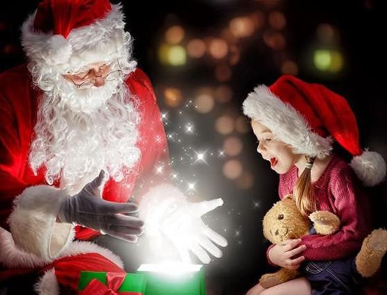 Гномики пришли на помощь. Фрагмент новогоднего праздника